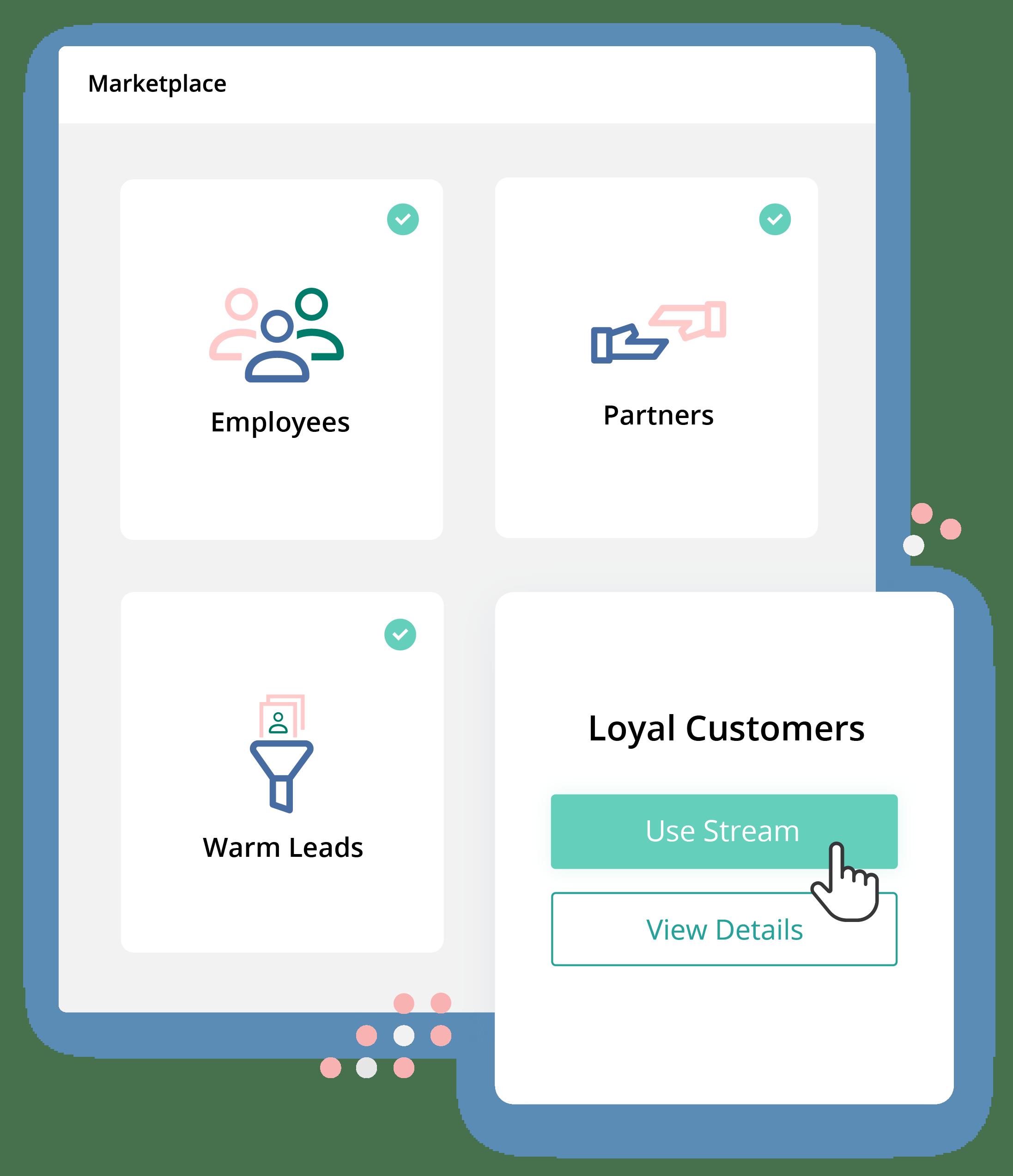 Data Marts Marketplace