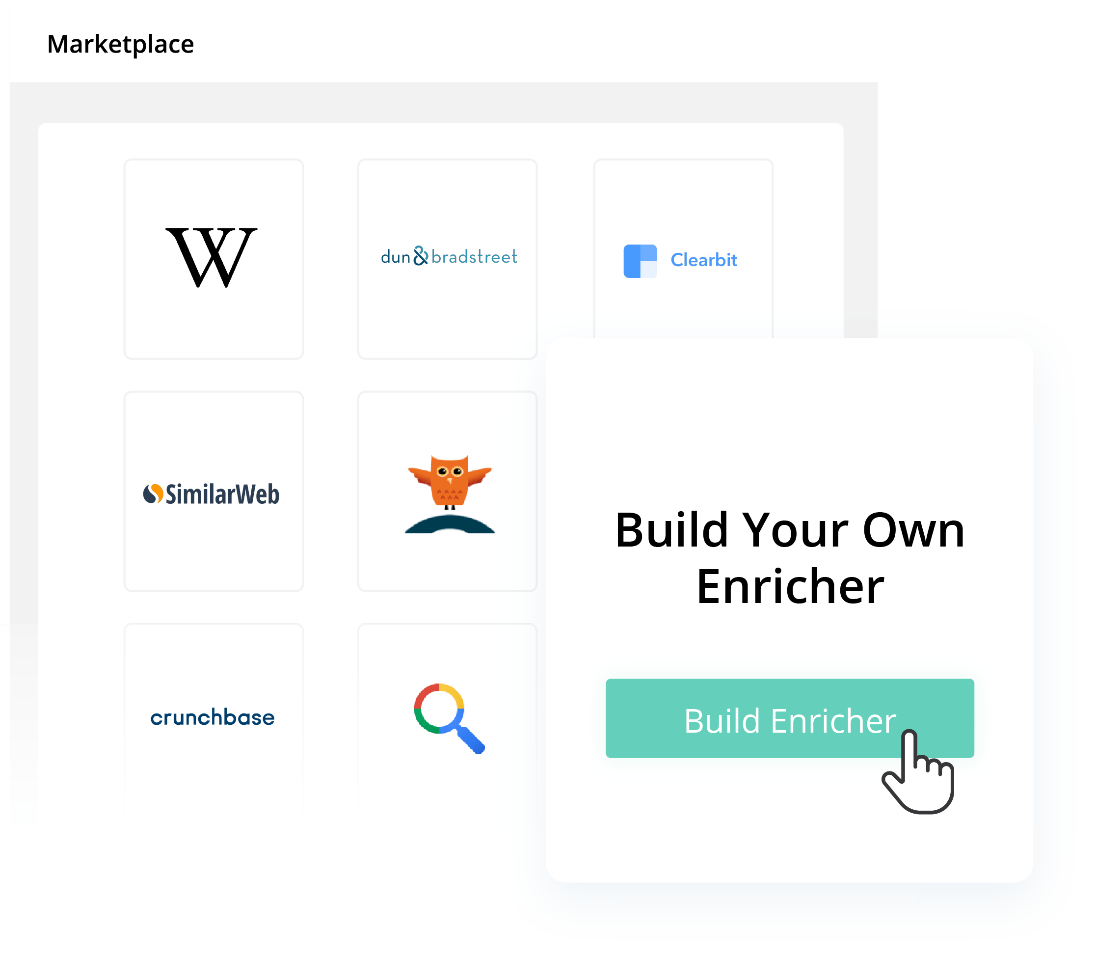 Build your own enricher