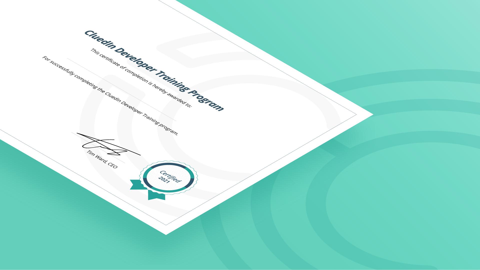 Certification-visual