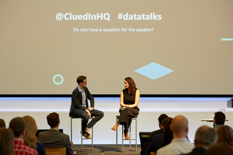 CluedIn Data Talks Event